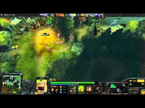 23.01.2014 Solo w/ Dread, Nexus, LightOfHeaven, Alwayswannafly: Dota2 pubs (видео)