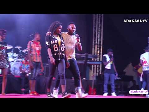 Kcee Limpopo's best stage performance in Enugu : Never seen before footage