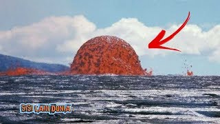 Video Benda Aneh Berwarna Merah ini Tiba-tiba Muncul Dari dalam Laut !! Nelayan Langsung... MP3, 3GP, MP4, WEBM, AVI, FLV Juni 2019