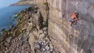 Portland United Kingdom  city images : Rock Climbing Portland & Lulworth UK (HD)