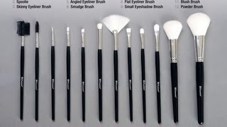 BH Cosmetic 12 Piece Brush Set