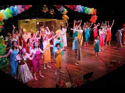 Teatro: O Natal dos Palhaços