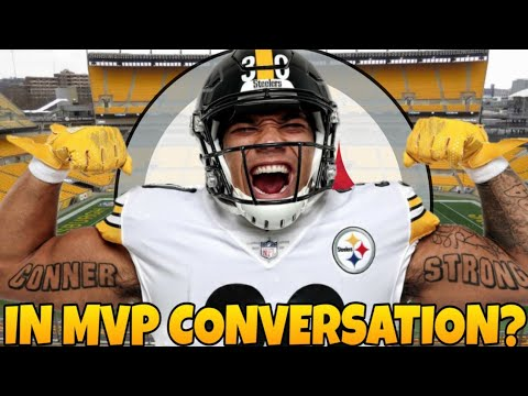 Should Steelers RB James Connor be in the MVP Conversation?