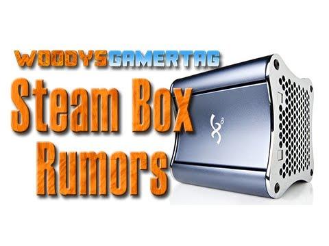 Steam Box Rumors Dispelled