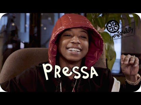 Pressa x MONTREALITY ⌁ Interview