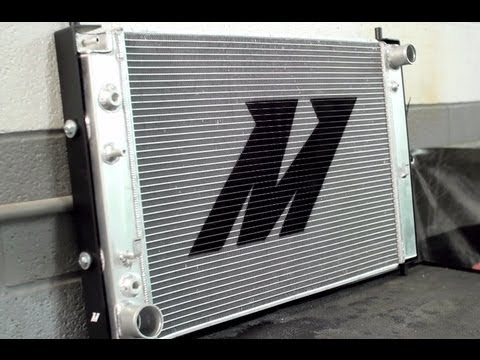 How To Install: Mishimoto 1997-2004 Ford Mustang Performance Radiator w/ Stabilizer System