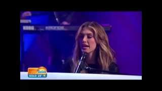 Delta Goodrem - Wings (Live on Today)
