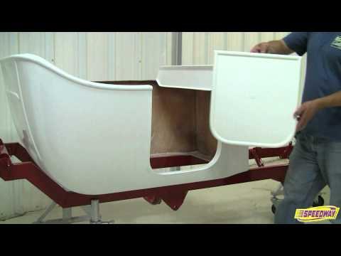 T-Bucket and Street Rod Kits Body Basics from Speedway Motors