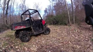 8. ARCTIC CAT 500 AND POLARIS RANGER 500
