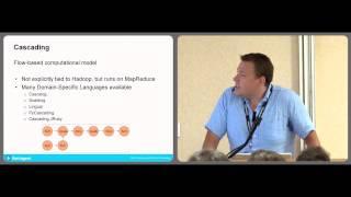 Python And Hadoop:  Big Data Application Development With PyCascading - Craig Hawco