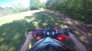 4. Honda TRX 400x riding pt3