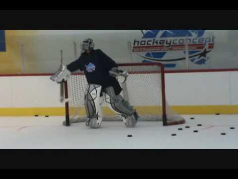Hockey Concept Goalie Training/Drills