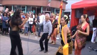 Video Cucak Rowo   Dewi Mass   Pasar malam Mata Hari   Amsterdam 29 June 2014 MP3, 3GP, MP4, WEBM, AVI, FLV April 2019