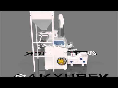 Taş Ayırma Makinası