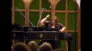 Lendvay Kamilló: Disposizioni - Erzsébet Gódor (cimbalom)