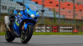 9. 2017 GSX R1000/R ABS Promotional Movie