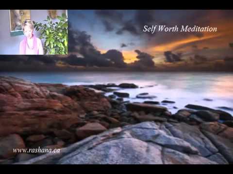Self Worth Meditation – How to Improve Low Self Esteem