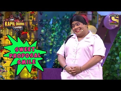 Bumper Suggests Govinda To Marry Her - The Kapil Sharma Show