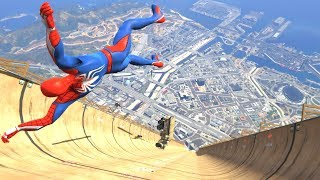Video GTA 5 Epic Ragdolls/Spiderman Compilation vol.15 (GTA 5, Euphoria Physics, Fails, Funny Moments) MP3, 3GP, MP4, WEBM, AVI, FLV September 2019