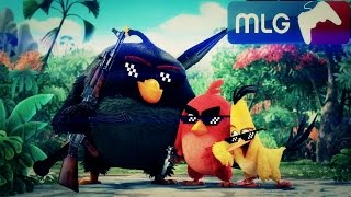 【MLG】Angry Birds Movie