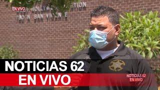 Quien salga a la calle sin mascarillas recibirá multa en West Hollywood – Noticias 62 - Thumbnail