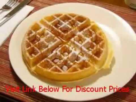 Cuisinart WMK-600 reviews – Great belgian waffle maker