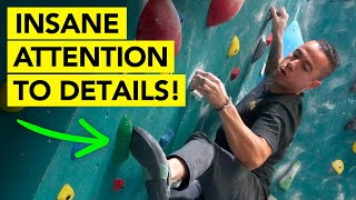 How Attention to Detail is CRITICAL when Climbing by  rockentry