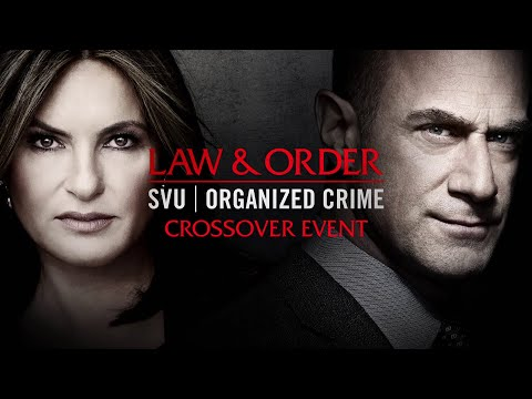 Law and Order SVU 22x09 Promo (HD) Stabler Returns - Crossover Event