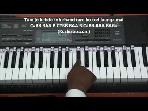 Video Dil Ne Yeh Kaha Hai Dil Se (Piano Tutorials) | 7013658813 - PDF NOTES/BOOK - WHATS APP US download in MP3, 3GP, MP4, WEBM, AVI, FLV January 2017
