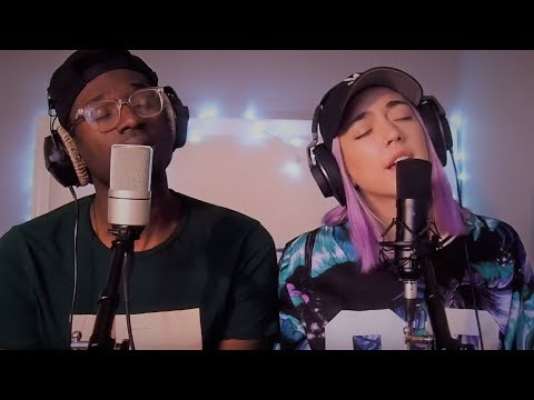 Sam Smith & Normani - Dancing With A Stranger (Cover By Ni/Co)