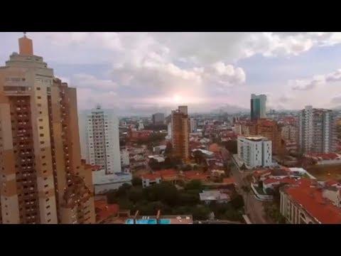 Ciudad de Santa Cruz - Bolivia 2017