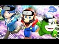 Smg4: Mario And The Anime Challenge