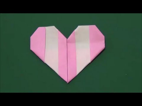 LOVE Tutorial - 022 -- Stripe Heart