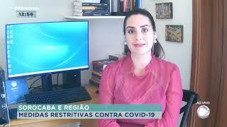 Sorocaba impõe medidas de prevenção mais rígidas para Covid-19 na cidade
