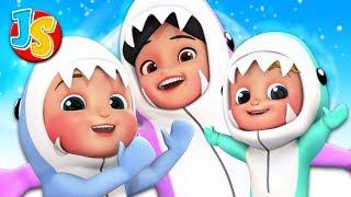 Video Baby Shark Song + More Nursery Rhymes & Songs for Babies - Live MP3, 3GP, MP4, WEBM, AVI, FLV Juni 2019