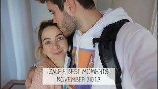 Video Zalfie Best Moments | NOVEMBER 2017 MP3, 3GP, MP4, WEBM, AVI, FLV Oktober 2018