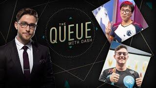 The Queue | Doublelift & Svenskeren by League of Legends Esports