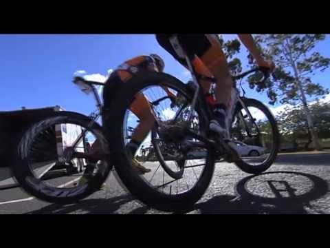 FKG Tour of Toowoomba - Stage 1 video highlights