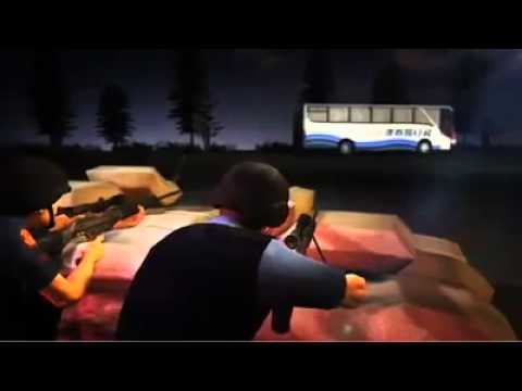Rolando Mendoza - Recreated Video of the Hostage Drama plus Expert Advise in Handling Hostage Situation! [a recreated video using 3D Animation] Quirino Grandstand Hostage Dram...