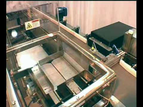 Ergopack with Automated Case Packing of Flexible Bags
