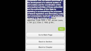 Akransas State Law/Statutes YouTube video