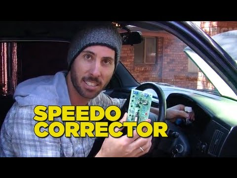 Car Mods - Learn how to adjust your speedo which may be out after changing your wheel size, or due to modifying your gearbox or diff ratio. DIY Kits available on the MC...
