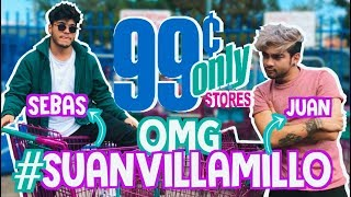 Video Fui a la TIENDA DEL DOLAR con Sebas Villalobos (99 store challenge) - Juan Pablo Jaramillo MP3, 3GP, MP4, WEBM, AVI, FLV Juli 2019
