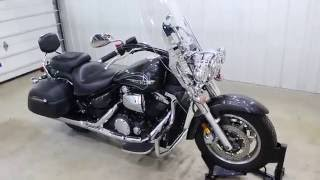 4. 2012 yamaha v star 1300 touring walk around