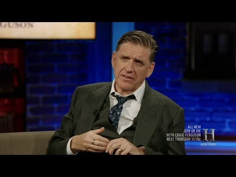 Join or Die with Craig Ferguson Season 1 Episode 8
