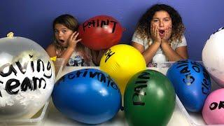Video Making Slime With Giant Balloons! Giant Slime Balloon Tutorial MP3, 3GP, MP4, WEBM, AVI, FLV Oktober 2017
