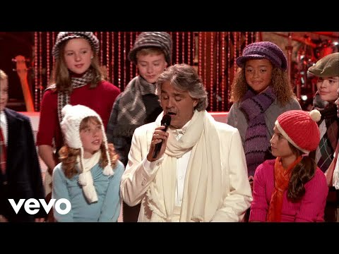 Andrea Bocelli - Santa Claus