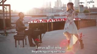 [ Vietsub + Kara ] All Of Me - John Legend & Lindsey Stirling Video