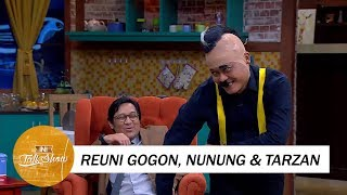 Video Sule Jadi Gogon, Tarzan & Nunung Jadi Reunian MP3, 3GP, MP4, WEBM, AVI, FLV Februari 2019