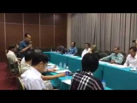 Bài Phát Biểu Của Trương Hồng Phước – Kiêng Giang ngày 03/12/2016